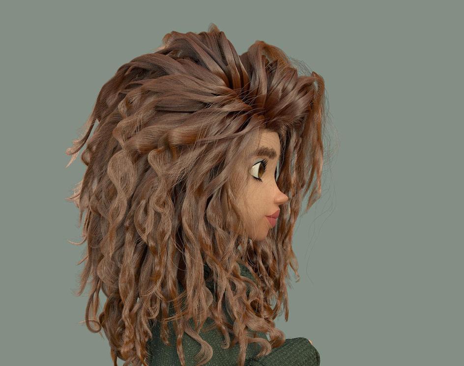 Wild Hairby Javier Benver