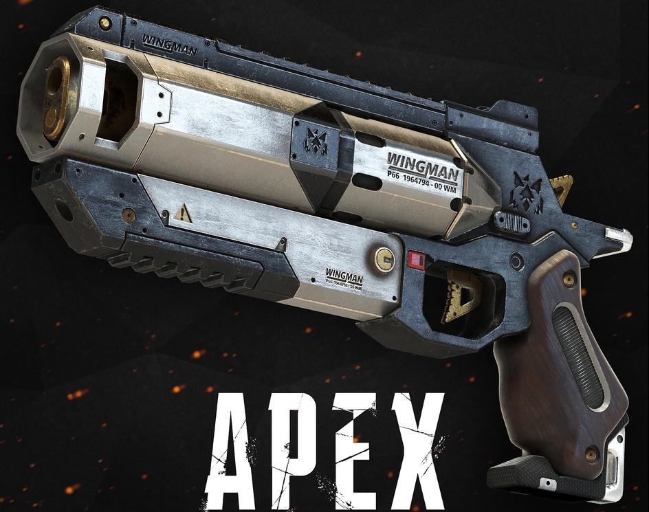 Apex Legends - Wingmanby Alessandro Giulianelli