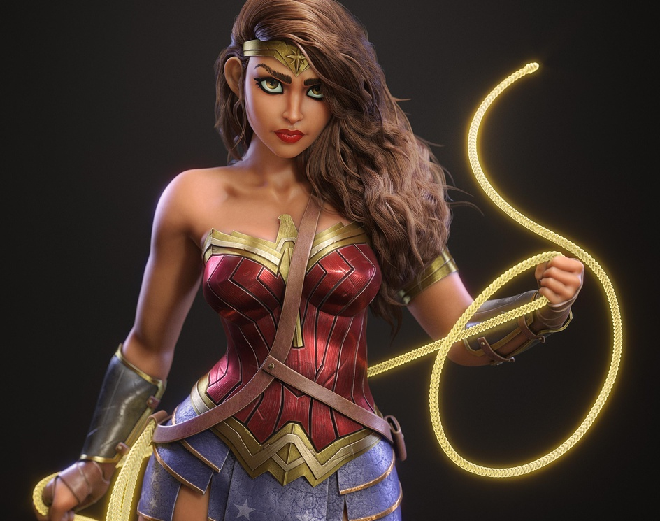 Wonder Womanby DocZenith