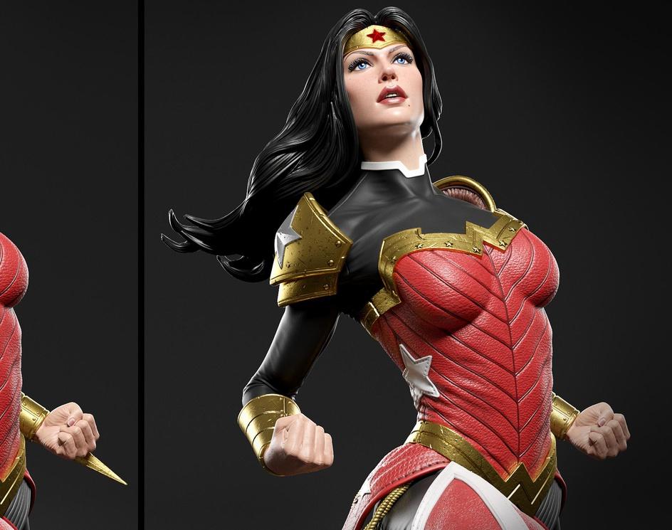 Wonder Womanby Leandro Pavanelli