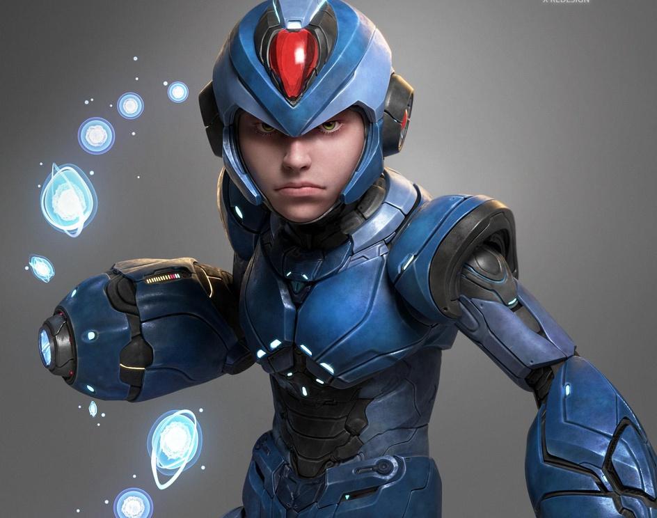 Mega Man Xby Tiagori
