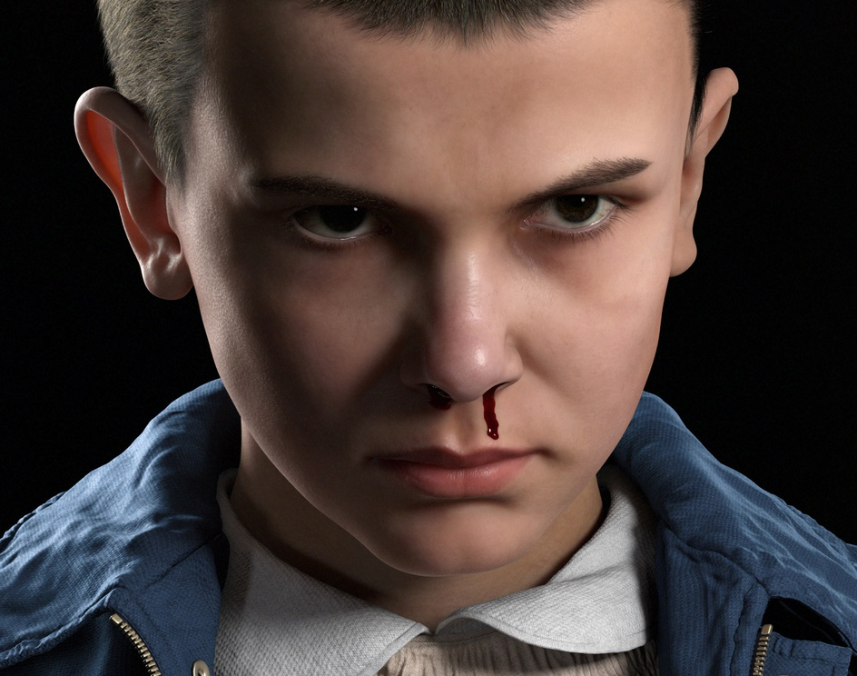 Eleven (Stranger Things)by yeoinjune