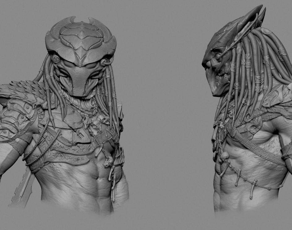 Predator redesignby Tiagori