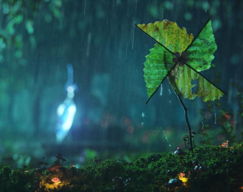 Hyrule Lost Woods - Teaser/Trailer 02by r0mu