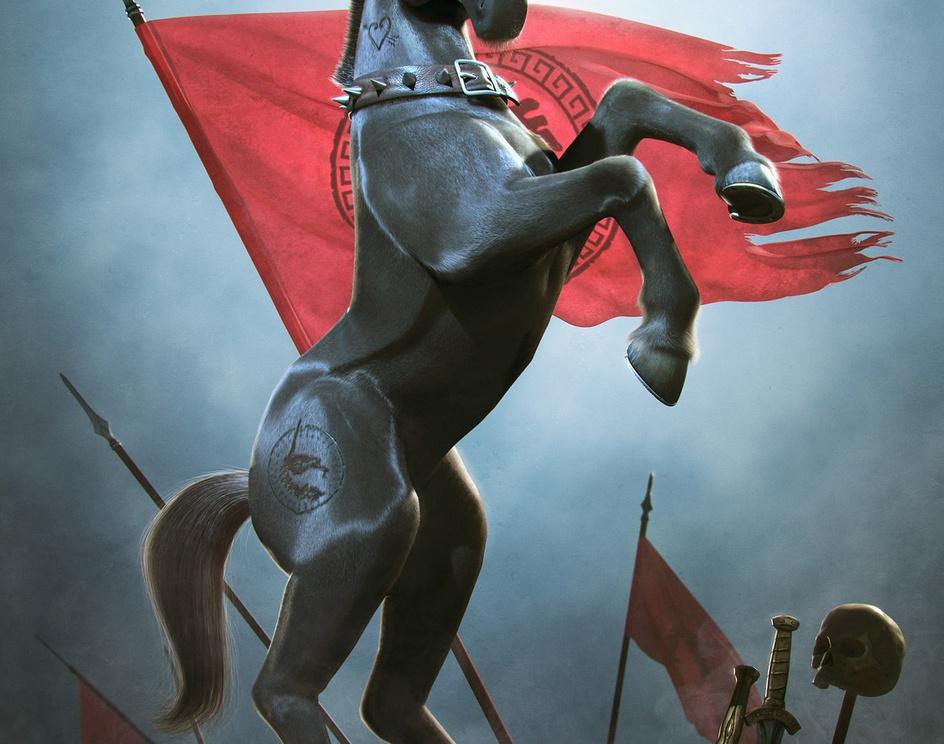Trojan Horse was a Unicornby zeoyn