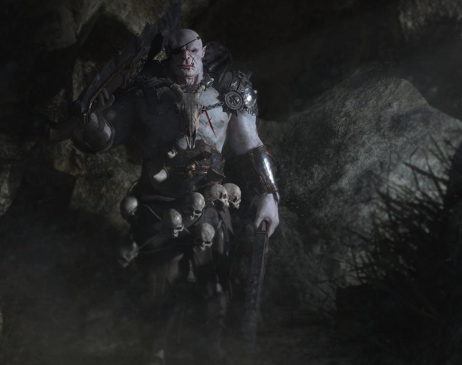 Warlord by NI Yipengby Mario Cortez