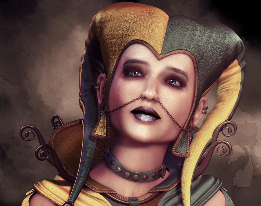 Princess Of Madnessby Miklosi Zoltan