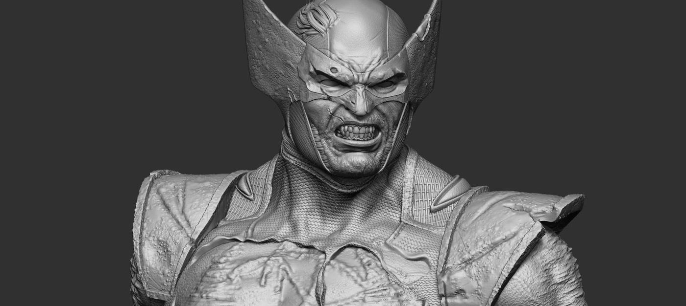 Fan Art Wolverine